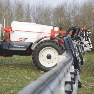 Using hard water for spraying can compromise the performance of some herbicides, says Hall Charlton of ProCam
