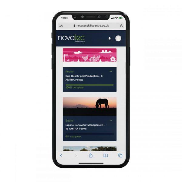 Novatec Skills Centre iPhone Image SQUARE